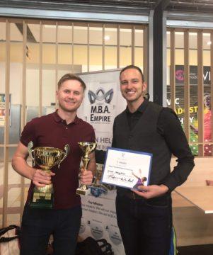 Už poosmé se uskutečnil turnaj MBA FINANCE Badminton Cupu